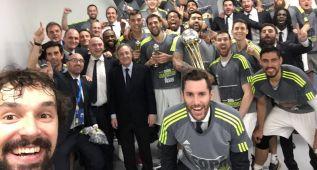 Así celebró en las redes el Real Madrid su triunfo en la Copa