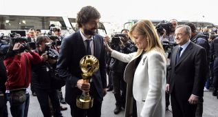 "Llull: ""Me quedé en el Madrid para ganar títulos"""
