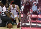 Jordan, Embiid, Ming, Walton... con la misma lesión de Marc