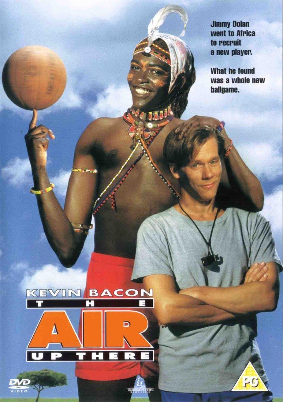 Jimmy Nolan (Kevin Bacon) es un entrenador de instituto que descubre a una promesa del baloncesto en un vídeo casero. Viajará hasta África para intentar convencerlo. Pero es el hijo del jefe de la tribu y ésta no atraviesa un buen momento.