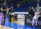 Rudy Fernández desesperado por volver a jugar