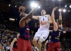 Maciulis no jugará en Tenerife y el Madrid da de alta a Ndour