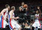 Tolliver y Baynes hacen que los Pistons presionen a los Bulls