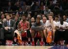 Pau Gasol, más problemas de rodilla y los Bulls, hundidos