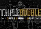 Julius Randle: triple-doble a lo Magic Johnson... y Pau Gasol