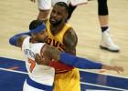 LeBron James (27+11+10) es el Rey del Madison Square Garden