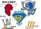 Los logos de los equipos de la NBA convertidos en superhéroes