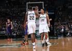Los Bucks vuelven a ganar ante los Suns de las 20 pérdidas