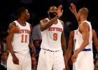 Los Knicks inclinan la balanza: 92-91 vs Nets, 5-5 en playoffs