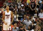 Los Heat se llevan un partido centenario ante los Pistons