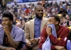 LeBron no ayudó a los Bulls: descansa y los Pacers ganan