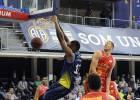 El UCAM revienta al Andorra con 11/11 en triples tras el descanso