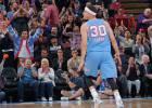 Seth Curry y el antiguo ARCO Arena baten a los Thunder