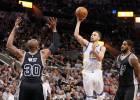 ¡Historia! Curry y los Warriors igualan a los míticos Bulls de Michael Jordan: 72 victorias