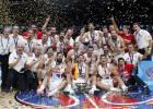 FIBA echa a España y 7 países más del Eurobasket 2017