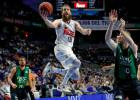 Un Madrid tocado en el orgullo se pasea ante el Joventut
