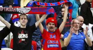El CSKA ya espera a los españoles en la Final Four