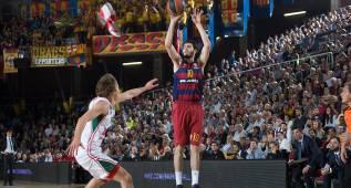 Abrines lanza a un Barcelona que ya acaricia la Final Four