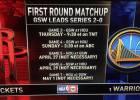 TNT, sin piedad con los Rockets: tres partidos