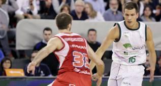 Nedovic (27) mantiene el sueño de playoff para el Unicaja