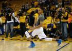 Está de vuelta: Stephen Curry sí jugará hoy en Houston