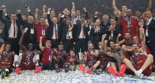 El Galatasaray remonta, gana la Eurocopa y jugará la Euroliga