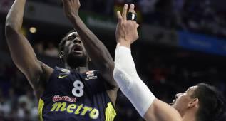 Udoh (Fenerbahce), rival del Baskonia, MVP del mes de abril