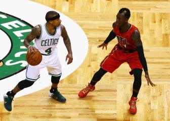Los Hawks retan a LeBron: Boston se va de vacaciones