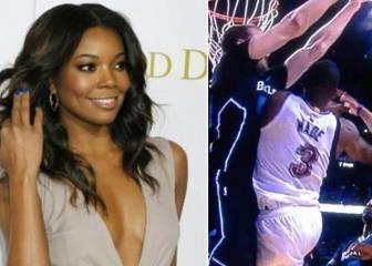La mujer de Wade, muy crítica con el arbitraje: