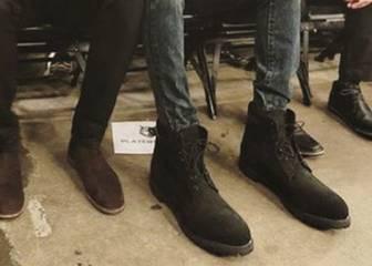 ¡Vaya botas gigantes que calza 'Bigfoot' Towns!