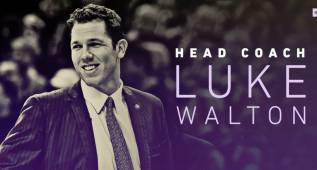 Luke Walton deja los Warriors y entrenará a Los Angeles Lakers
