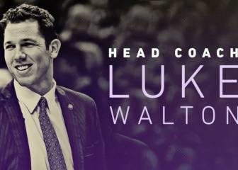 Luke Walton deja los Warriors y entrenará a Los Angeles Lakers