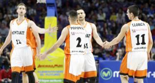 Popovic y Stevic ponen al Fuenla con pie y medio en el playoff