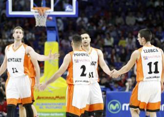 Popovic y Stevic hacen que el Fuenla se vea en el playoff
