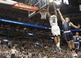 Paliza para la historia de los Spurs a unos Thunder perdidos