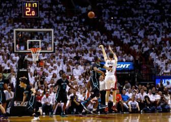Dragic lanza a los Heat en un 'Game 7' horrible de Kemba