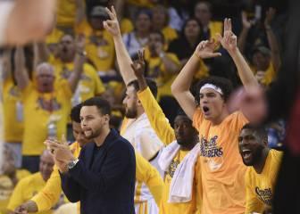 Curry cree que podría estar listo para el tercer partido
