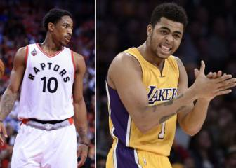 Magic será mentor de Russell y quiere a DeRozan en los Lakers