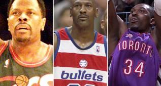 ¿Te acuerdas? Grandes de la NBA sin sus camisetas legendarias