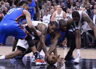 La NBA reconoce cinco fallos arbitrales en la posesión final