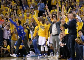 El equipo que más ha mejorado en playoffs... ¡los Warriors!