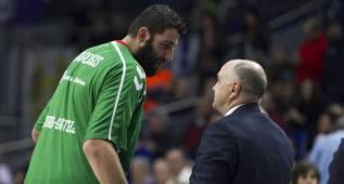 "Bourousis: ""Tras 15 meses titular, Laso me dejó en el banquillo"""