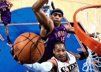 54 de Iverson... 50 de Carter: 15 años de un duelo épico