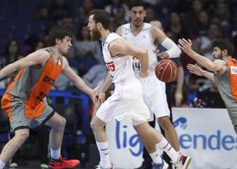 Madrid: 101,5 puntos de media desde la última derrota