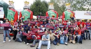 Unos 1.100 aficionados apoyarán al Baskonia en Berlín