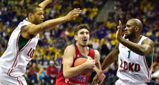 De Colo ejerce de MVP, redime al CSKA y deja a Claver sin final