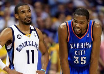 Los Spurs planifican su futuro con ¿Durant y Mike Conley?