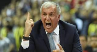 """Obradovic: """"Los jugadores que se durmieron despertaron al final"""""""