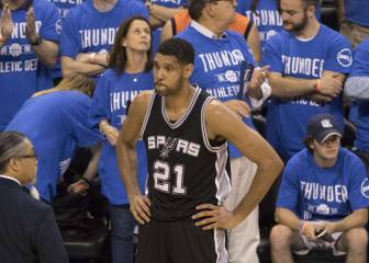 Duncan, a jóvenes NBA: