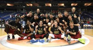 El Barcelona júnior se estrena: conquista su primera Euroliga
